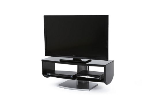 Off The Wall Horizon TV Stand - Black