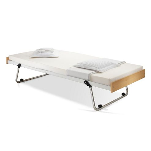 Jay-Be Prestige Memory Foam Rollaway Guest Bed Single