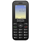 Alcatel 1016G Black -SIM Free