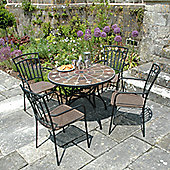 Europa Leisure Granada 5 Piece Dining Set