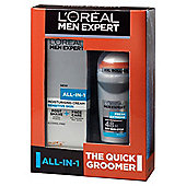L'Oreal Paris Men Expert: The Quick Groomer Gift Set