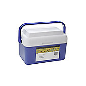 Epicurean Cool Box blue / White - 8 L