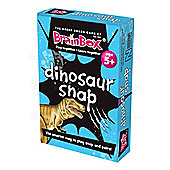 BrainBox Dinosaur Snap Card Game