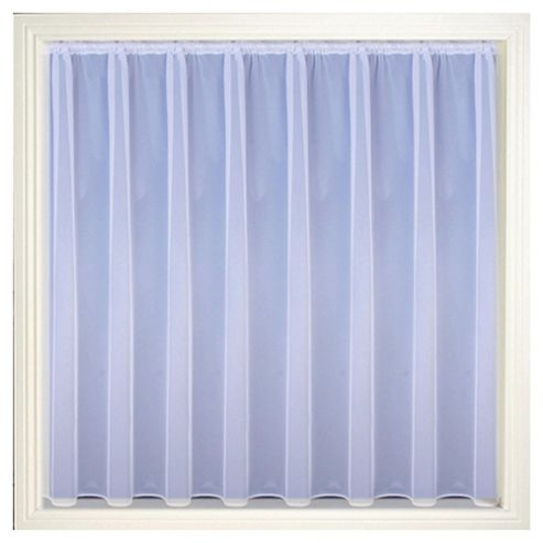 Tyrone Albany Net Curtain W300xL114cm (118x44