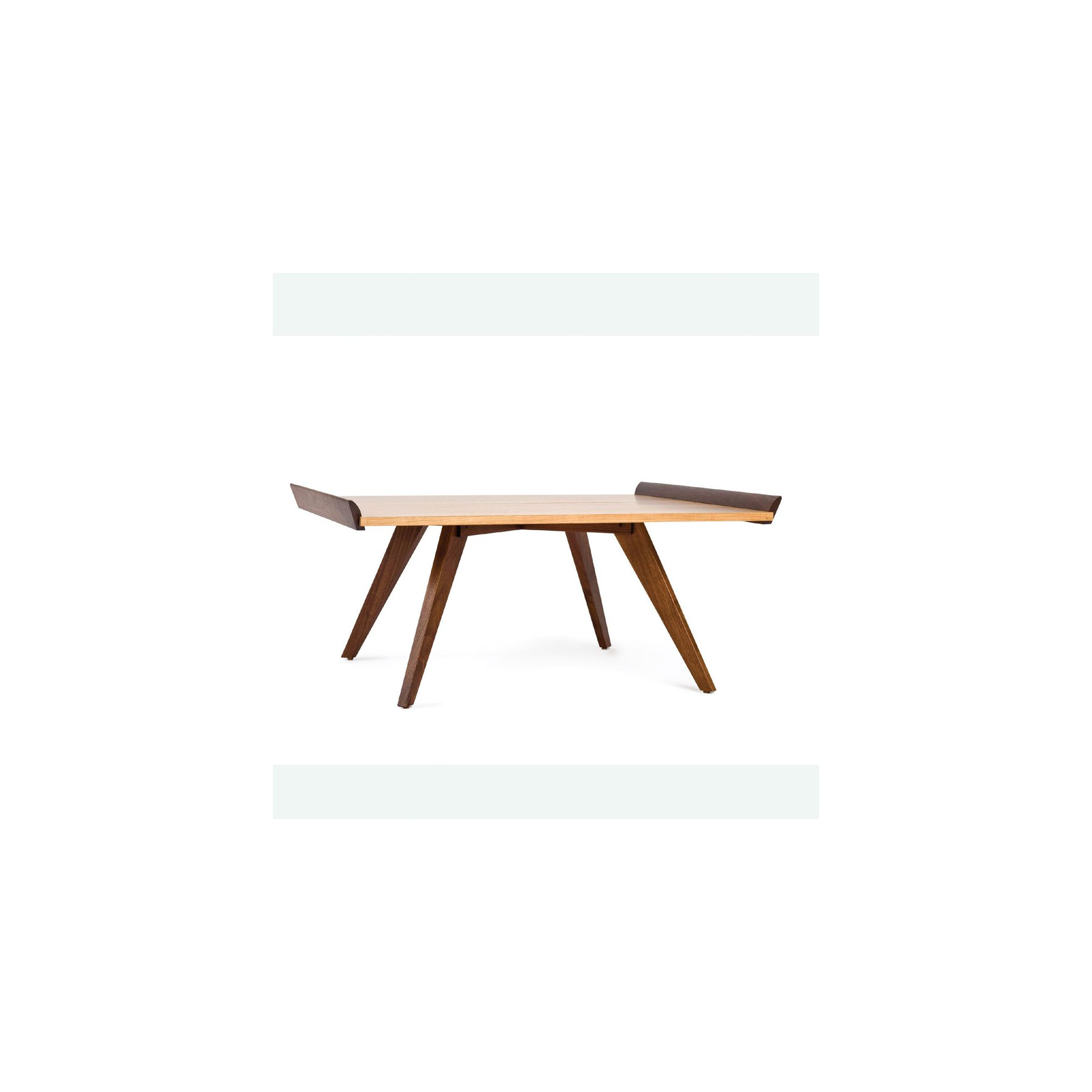 Knoll Splay Table by Nakashima - Quick Shipping! at Tesco Direct