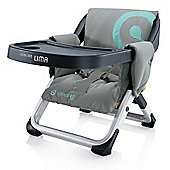 Concord Lima Folding Travel Chair (Shadow Grey)