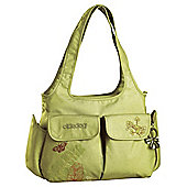 Okiedog Sassy Tote Changing Bag, Green