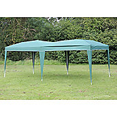Palm Springs 10' X 20' Ez Pop Up Gazebo Party Tent Racing Green