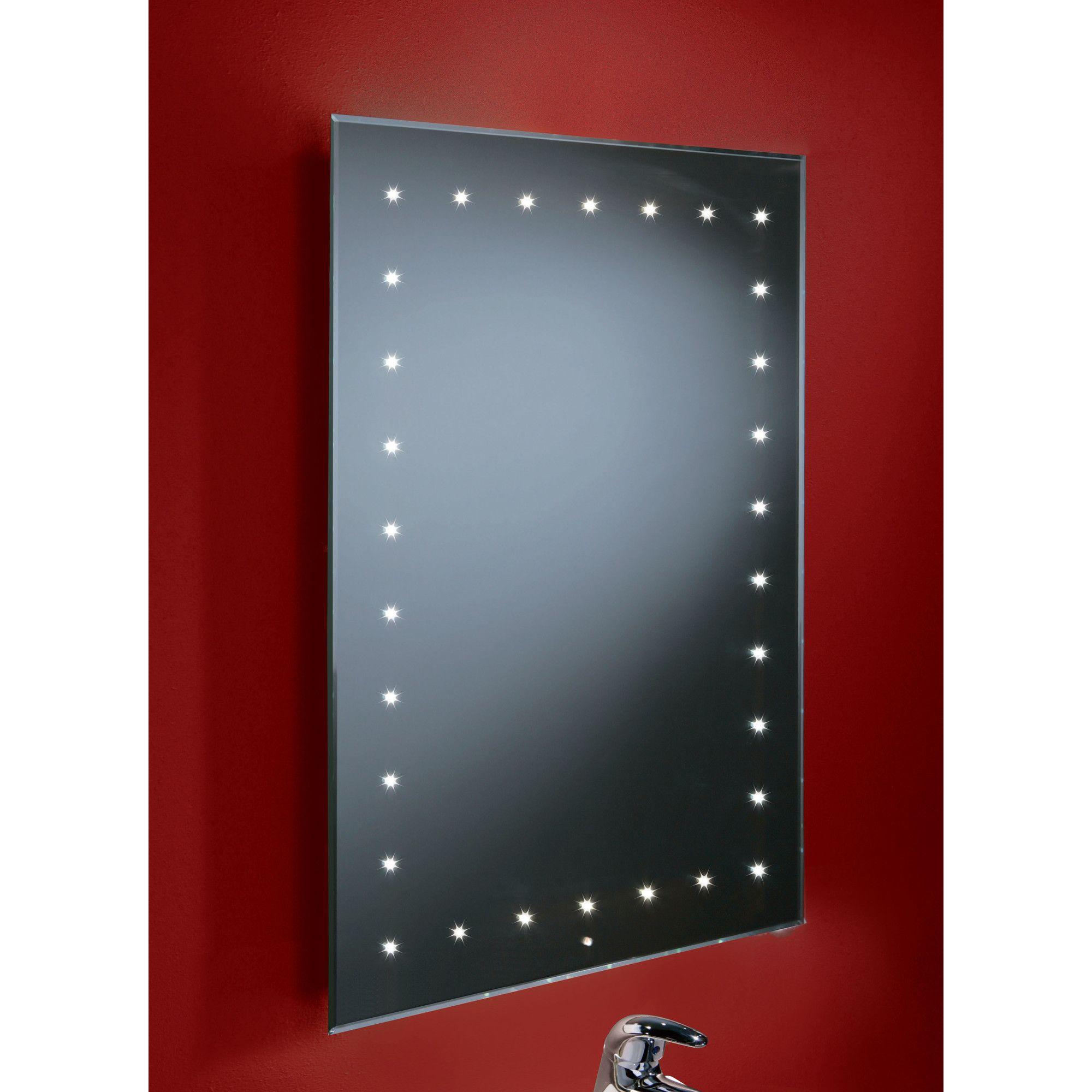 HIB Solar LED Shaving Light and Mirror at Tescos Direct