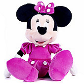 "Disney Minnie Mouse Bowtique 10"" Soft Toy"