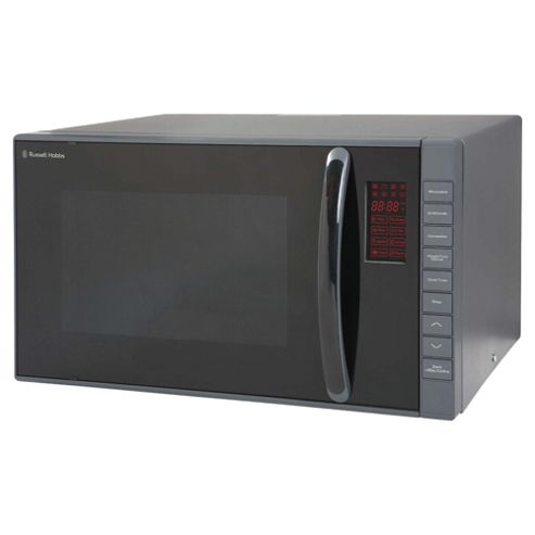 Russell Hobbs RHM2361GCG 23L 800W Combination Microwave With Grill & Convection Oven - Grey