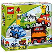 LEGO Duplo Creative Cars 10552