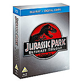 Jurassic Park/The Lost World - Jurassic Park/Jurassic Park 3  (Blu-Ray Boxset)