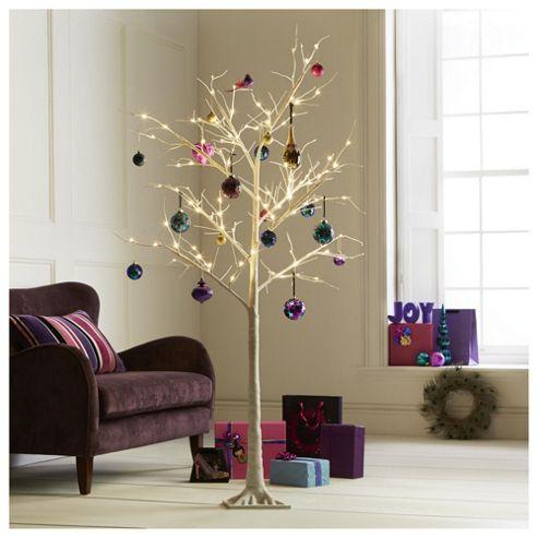 White 6ft Christmas Tree