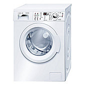 Bosch WAQ283S1GB Washing Machine with 8KG Wash Load, 1400rpm Spin and A+++ Energy Rating in White