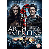 Arthur and Merlin DVD