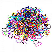 Creative Thinking Loom Bands 600 Bands Bag
