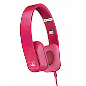 Nokia Purity Stereo Headset by Monster On-ear Magenta 02731D0