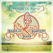 The Best Of Barclay James Harvest - Titles