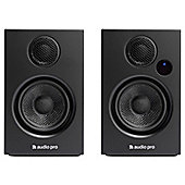AUDIO PRO ADDON T8 ACTIVE SPEAKERS WITH BLUETOOTH (PAIR) (BLACK)