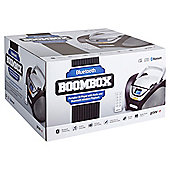 Groov-e Bluetooth Boombox Black