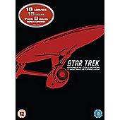 Star Trek Stardate Collection 1-10 Remastered DVD