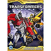 Transformers Prime - Season 1 Part 2 (Dangerous Ground)