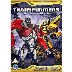 Transformers Prime - Season 1 Part 2 (Dangerous Ground)