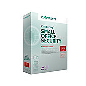 Kaspersky Small Office Security V3 Starter Kit 5 Users and 1 File Server 1 Year DVD Box