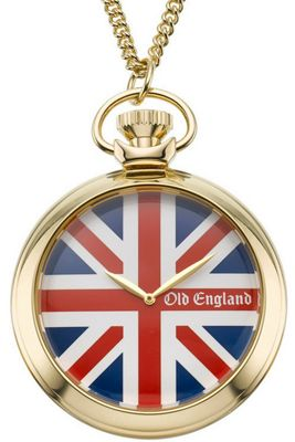 Old England Unisex Pocket Watch OE117FB