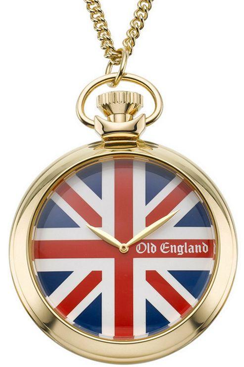 Old England Unisex Pocket Watch OE117FB