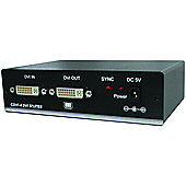 Maplin 4 Way DVI Distribution Amplifier