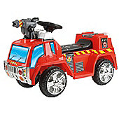 Toyrific Electric Ride On Fire Engine