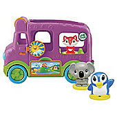 LeapFrog Learning Friends Adventure Bus
