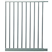 56CM Gate Extension SILVER - For Safety Gate F870S - F875S - Dreambaby