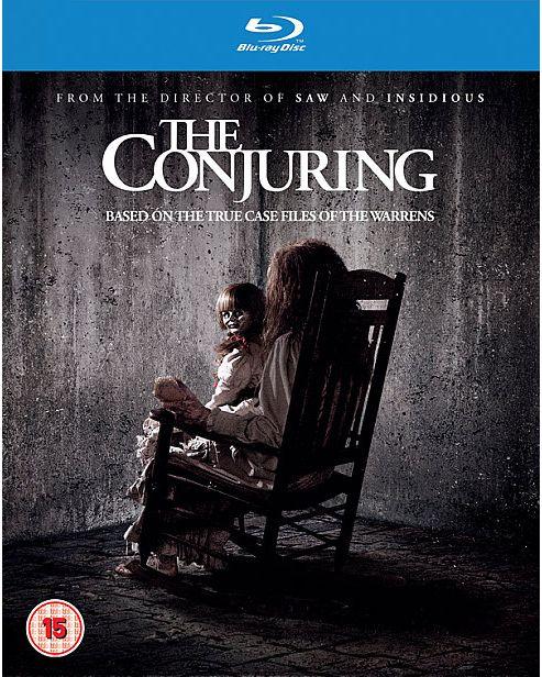 Conjuring (Blu-ray)
