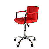 Bahama Office Chair Red