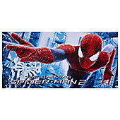 Disney Spiderman Beach Towel