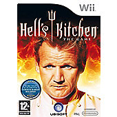 Hells Kitchen - NintendoWii