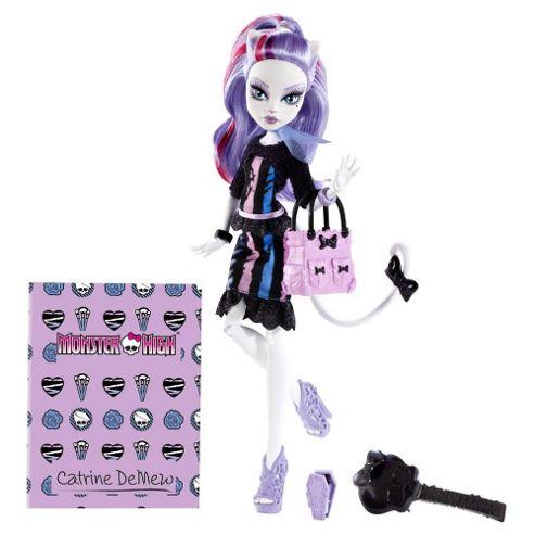 Monster High Scaremester Catrine DeMew