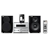 Yamaha MCR232 Hi-Fi System Silver