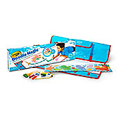 Crayola My First Doodle Magic Colour Mat - Blue