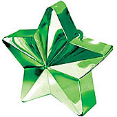Balloon Weights Green Star (each)