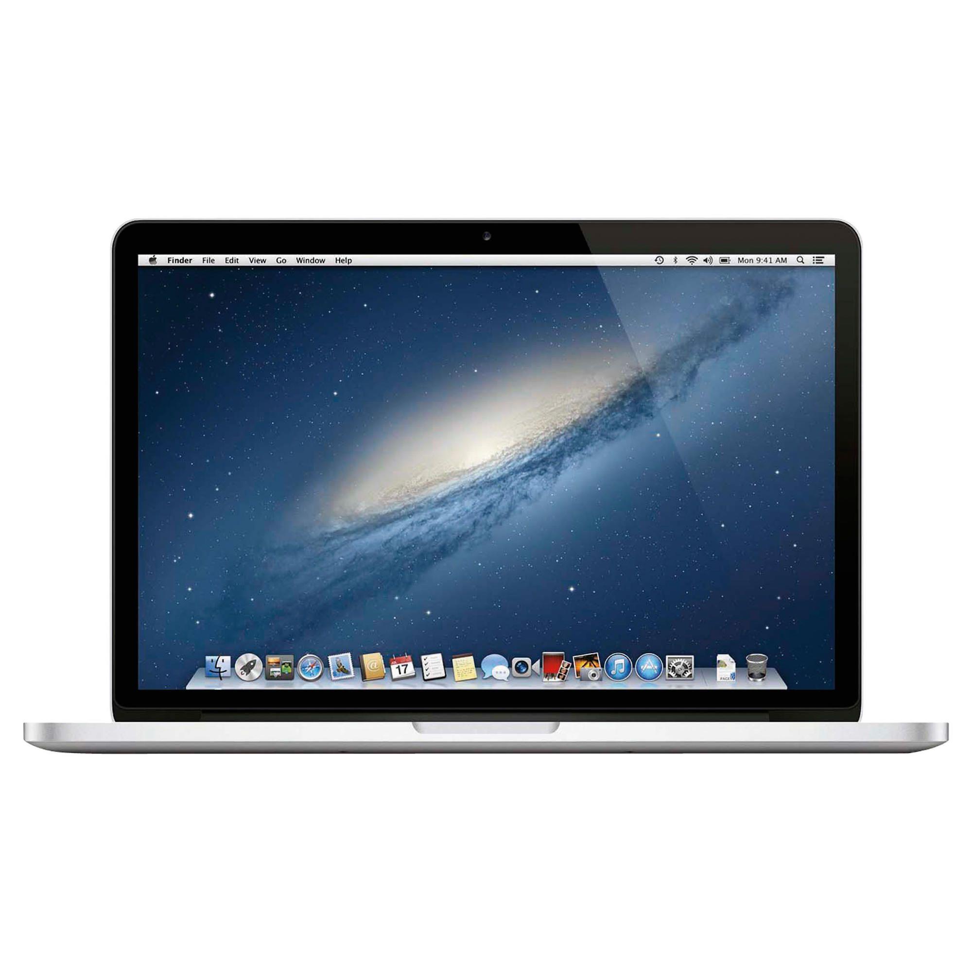 "MacBook Pro 13.3"" with Retina display ME864B/A 2.4GHZ 4GB 128GB Flash Drive"