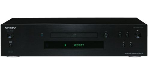 ONKYO BDSP809 3D READY BLU-RAY/DVD PLAYER (BLACK)