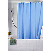 Sabichi Aqua Polyester Shower Curtain
