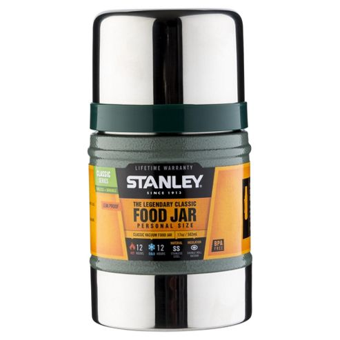 Stanley Classic Aladdin Food Flask, 0.5 Litre