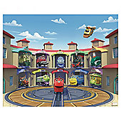 Chuggington Wallpaper Mural 8ft x 10ft