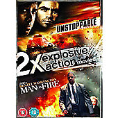 Unstoppable/Man On Fire Double Pack