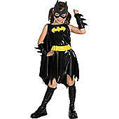 Child Batgirl Super Hero Costume Small